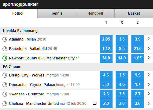 betfair odds