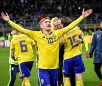 Sverige vs Ryssland | Nations League