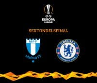 Odds på Chelsea – Malmö FF |  Europa League 21/2-19