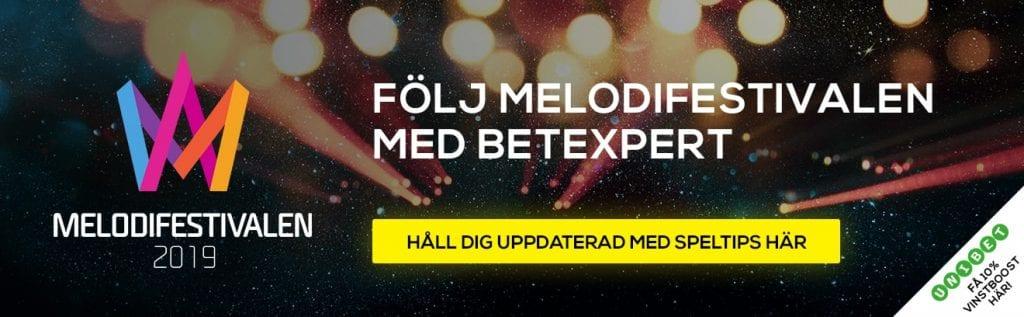 Melodifestivalen-2019