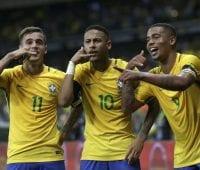 Bettingtips och höga odds Copa America – Brasilien  Paraguay